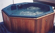 Year Round Hot Tub